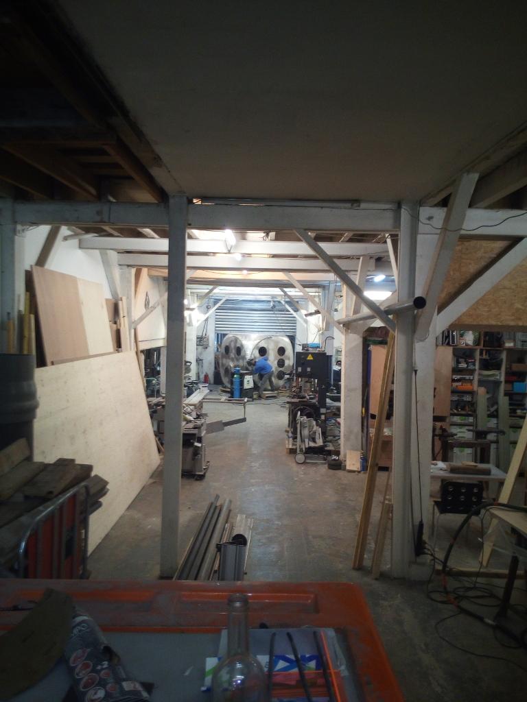 Atelier Ni - Producteurs d'oeuvres d'art - Boulevard National