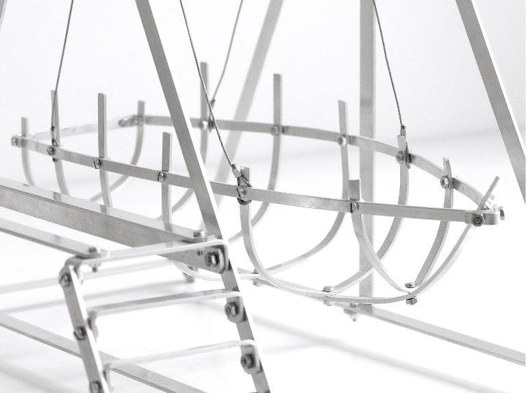 Evasion suspendue - Céline Lastennet - Atelier Ni - PAC 2019
